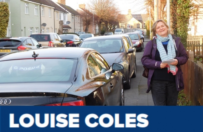 Louise Coles, Conservative candidate for Fletton and Woodston
